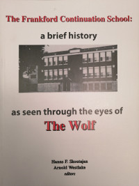 Cover of The Frankford Continuation School