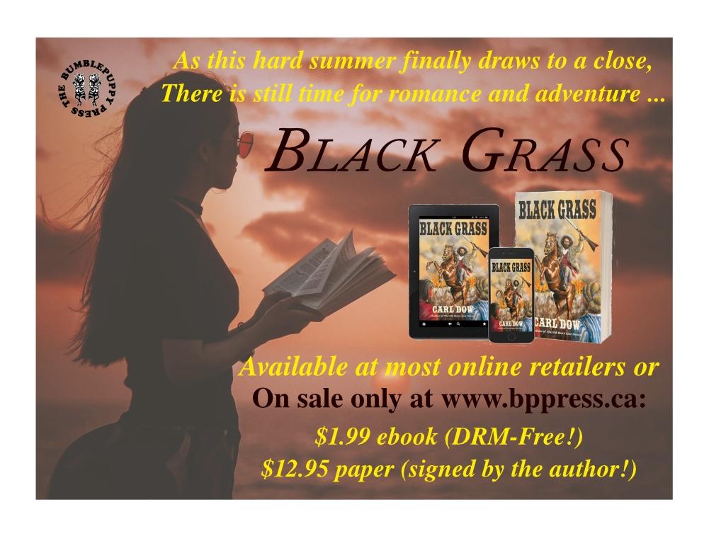 Black Grass special advertisement